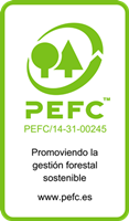 Certificado PEFC Ancar