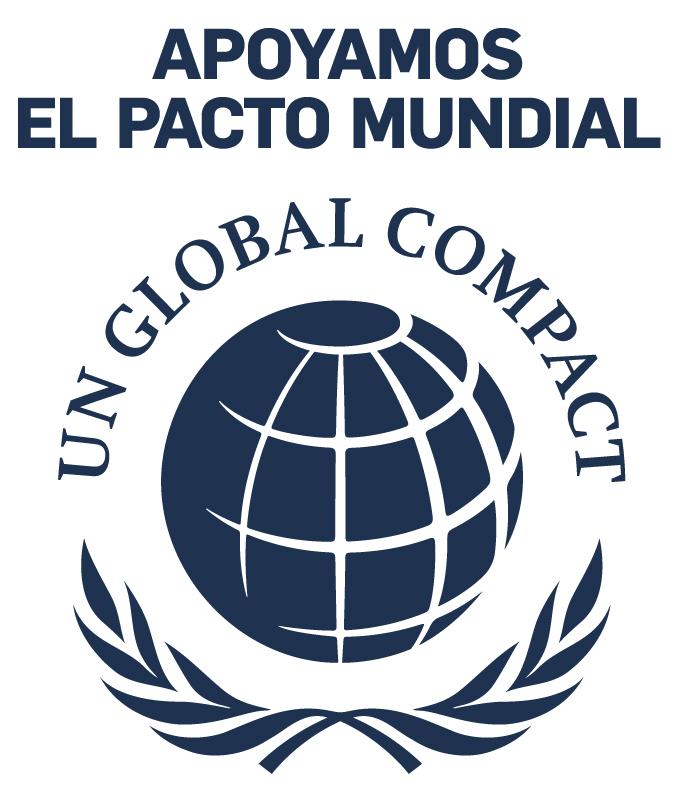 Logo Pacto Mundial